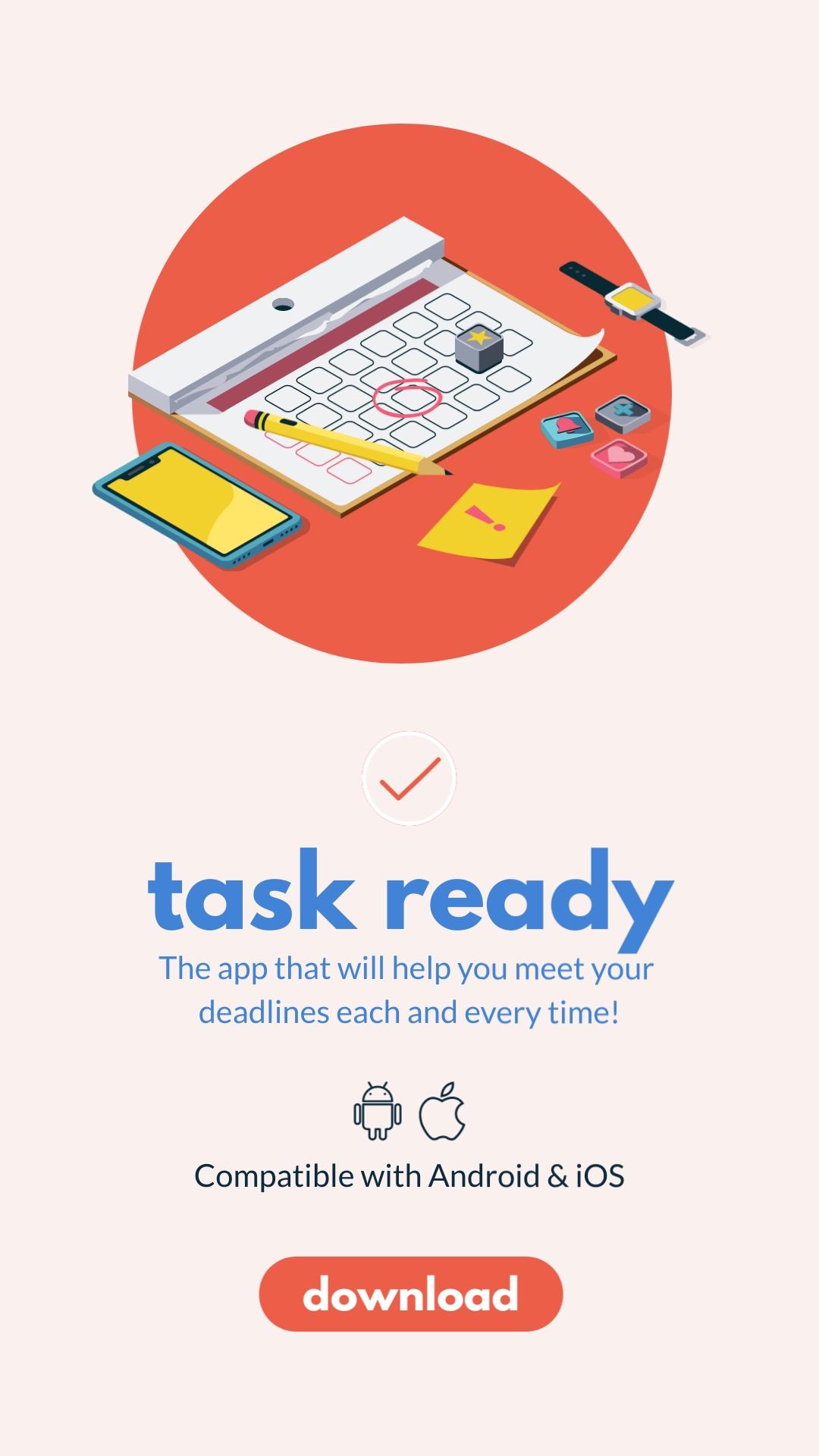 Task Ready App Vertical Template