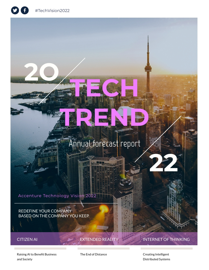 Tech Trend - Report Template