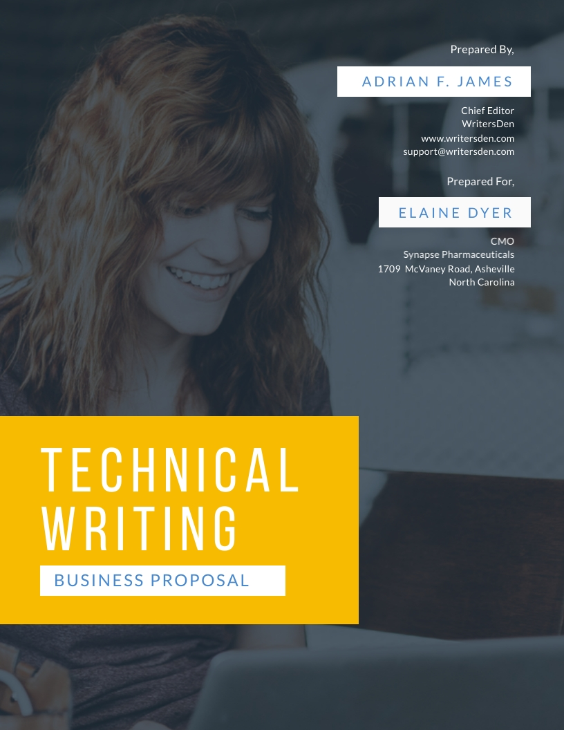 Technical Writing - Proposal Template