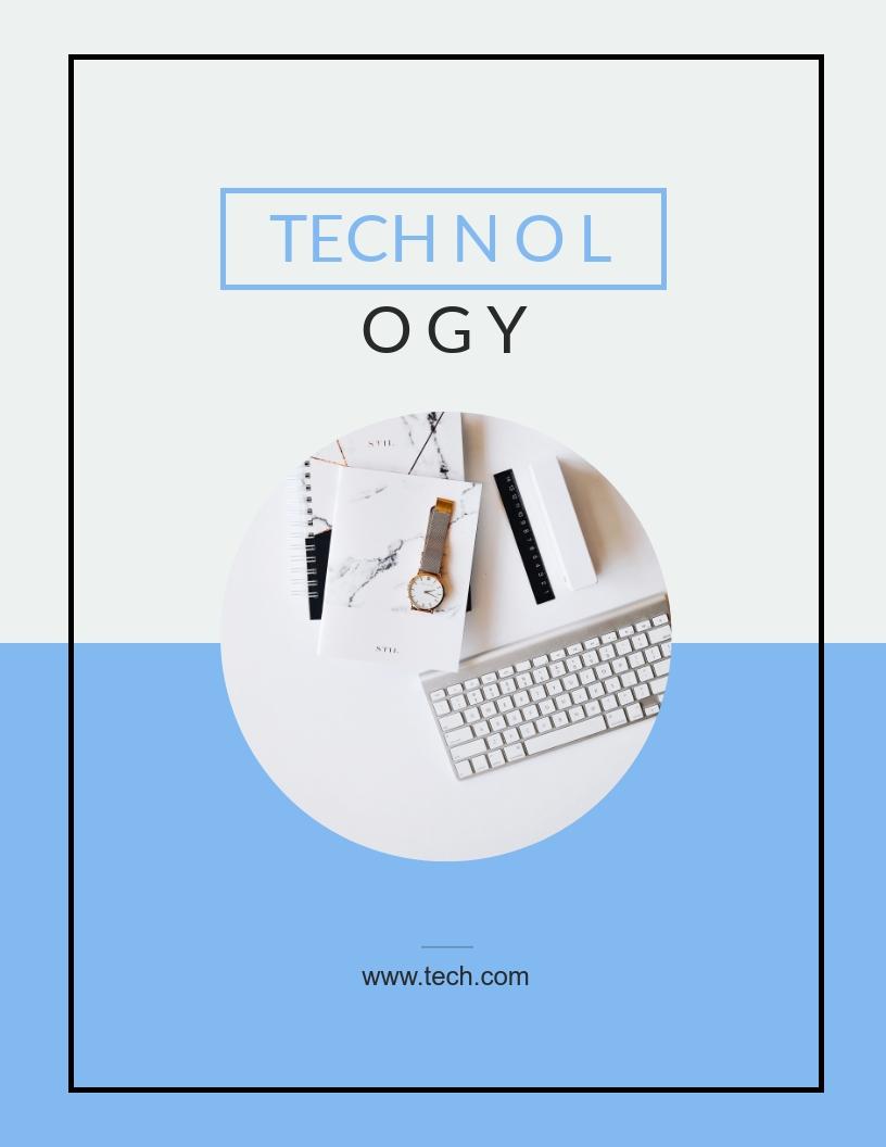 Technology - Flyer Template