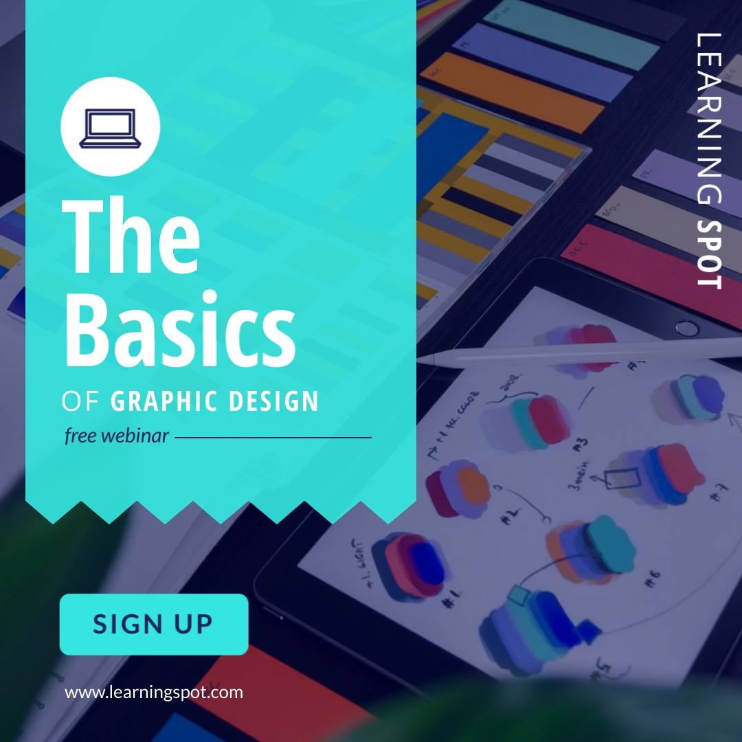 The Basics Animated Square Template