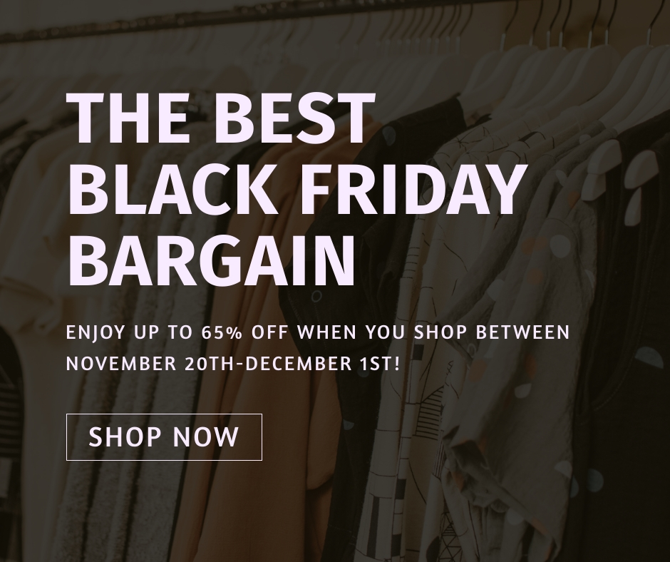 The Best Black Friday Bargain Facebook Post Template