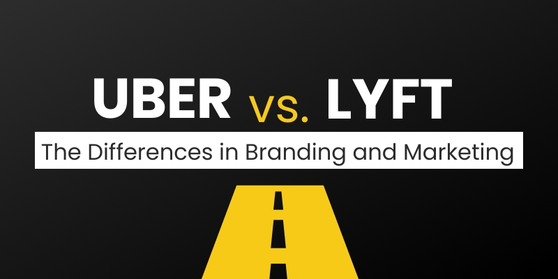 The Differences in Branding and Marketing Blog Graphic Header Template