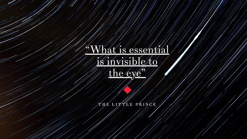 The Little Prince Wallpaper Template Visme