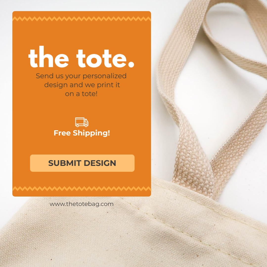 The Tote Animated Square Template