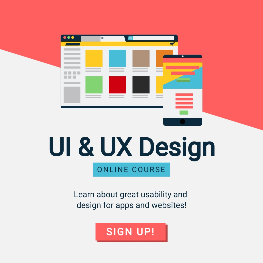 UI And UX Design Instagram Post  Template