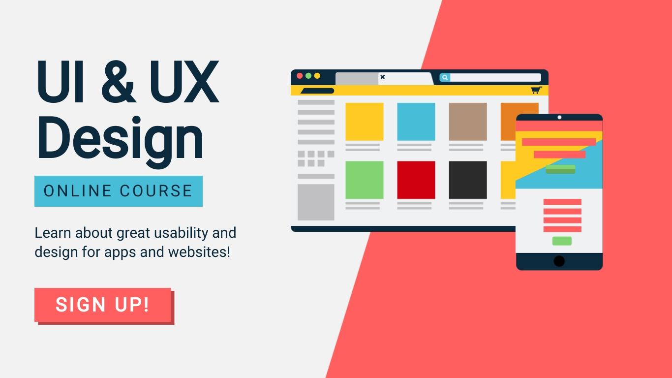 UI and UX Design - Facebook Ad Template