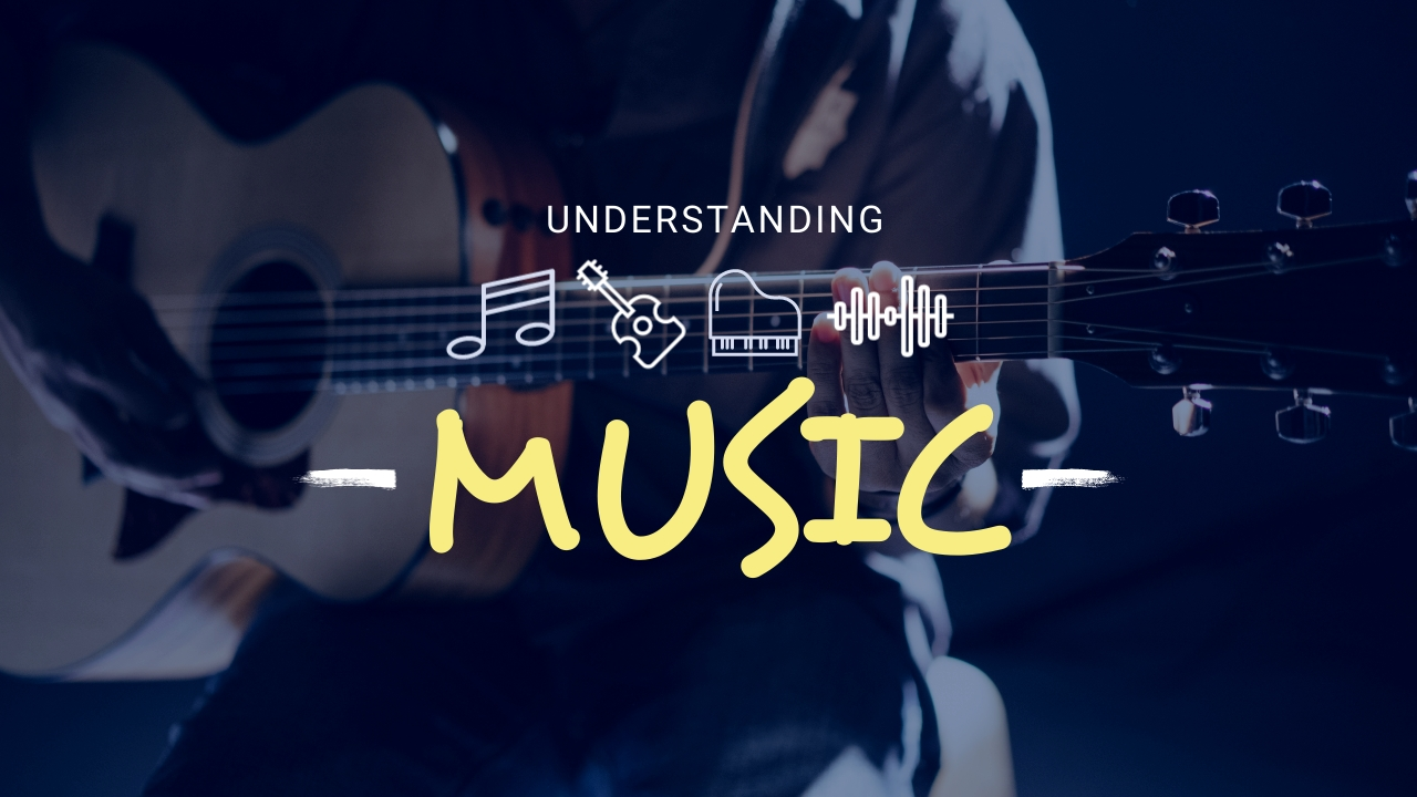 Understanding Music Youtube Video Cover Template