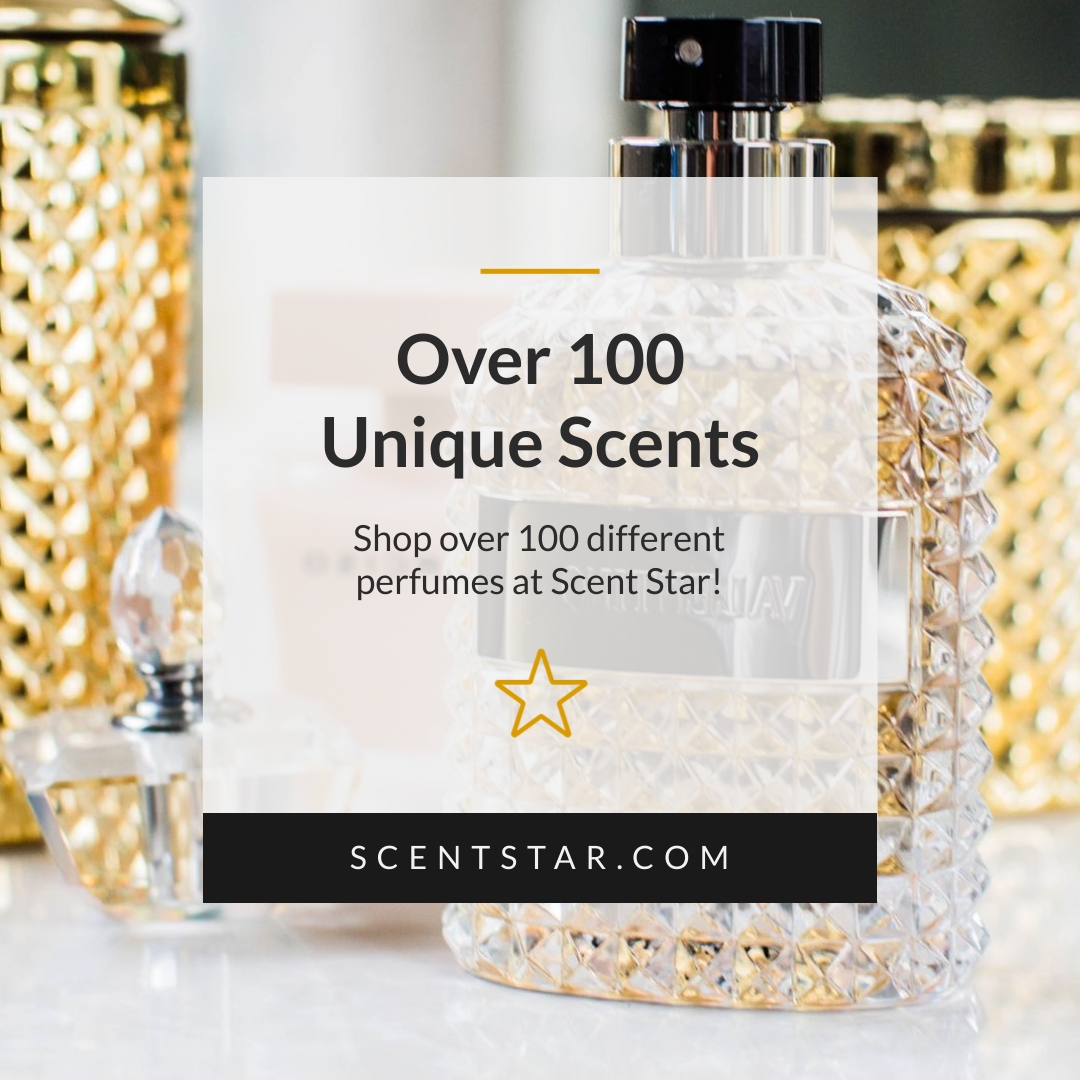 Unique Perfume Animated Square Template