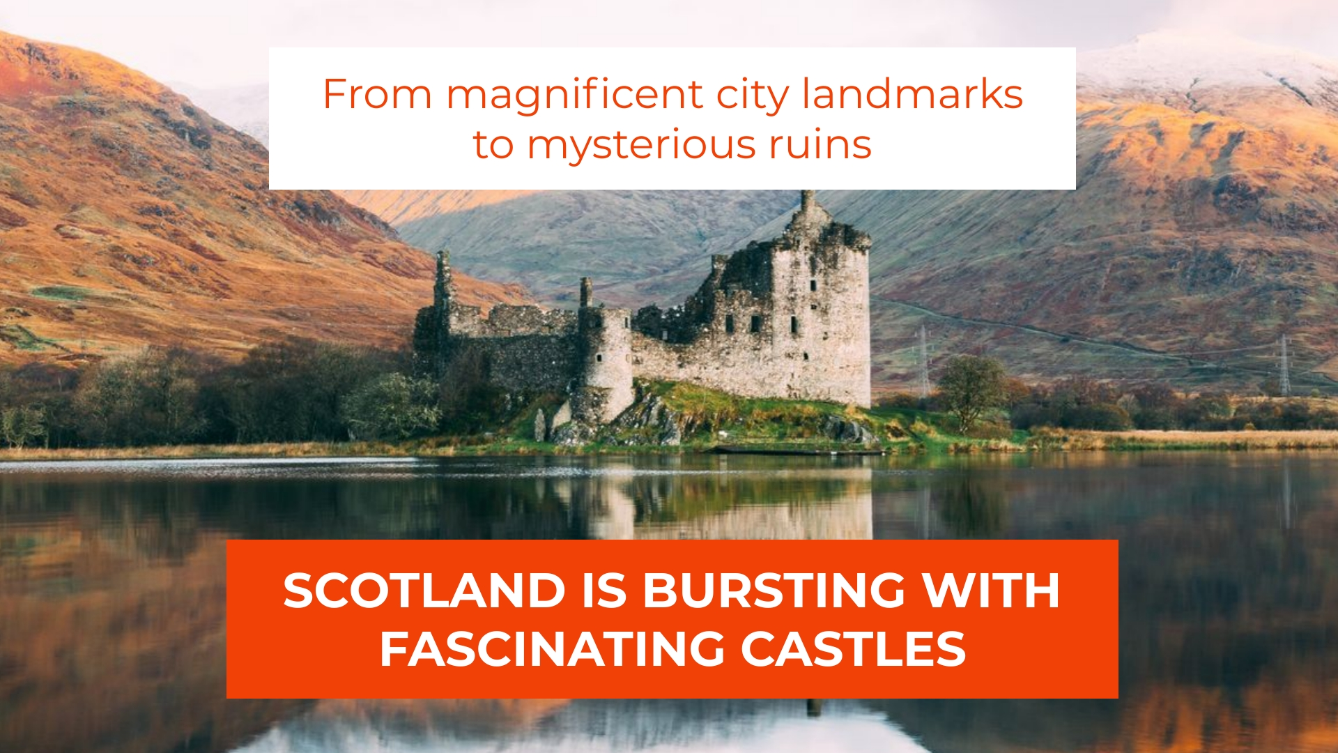 Visit Scotland - YouTube Video Ad Template