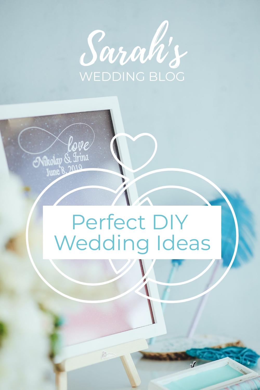 Wedding Blog Pinterest Post Template