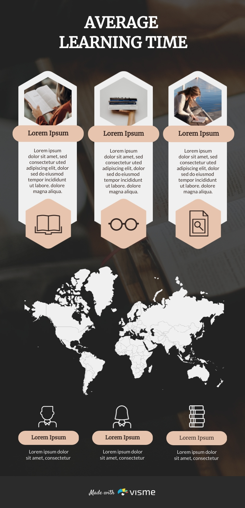 Learning Time - Infographic Template