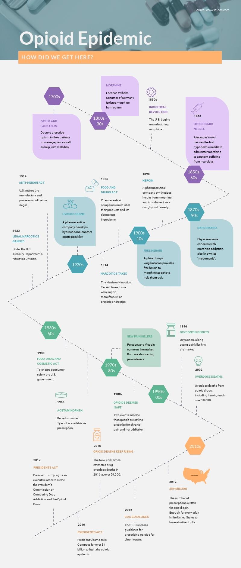 Free Timeline Maker | Timeline Creator | Visme