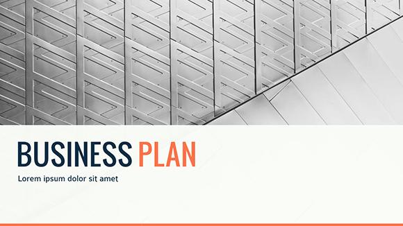 Business Plan - Presentation Template