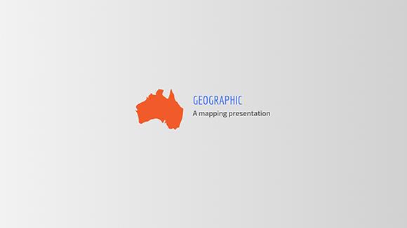 Geographic - Presentation Template