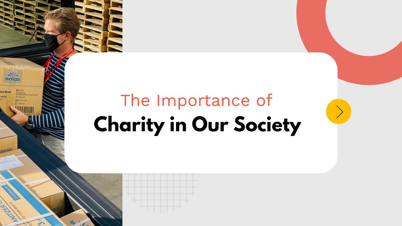 Charity Presentation  Template
