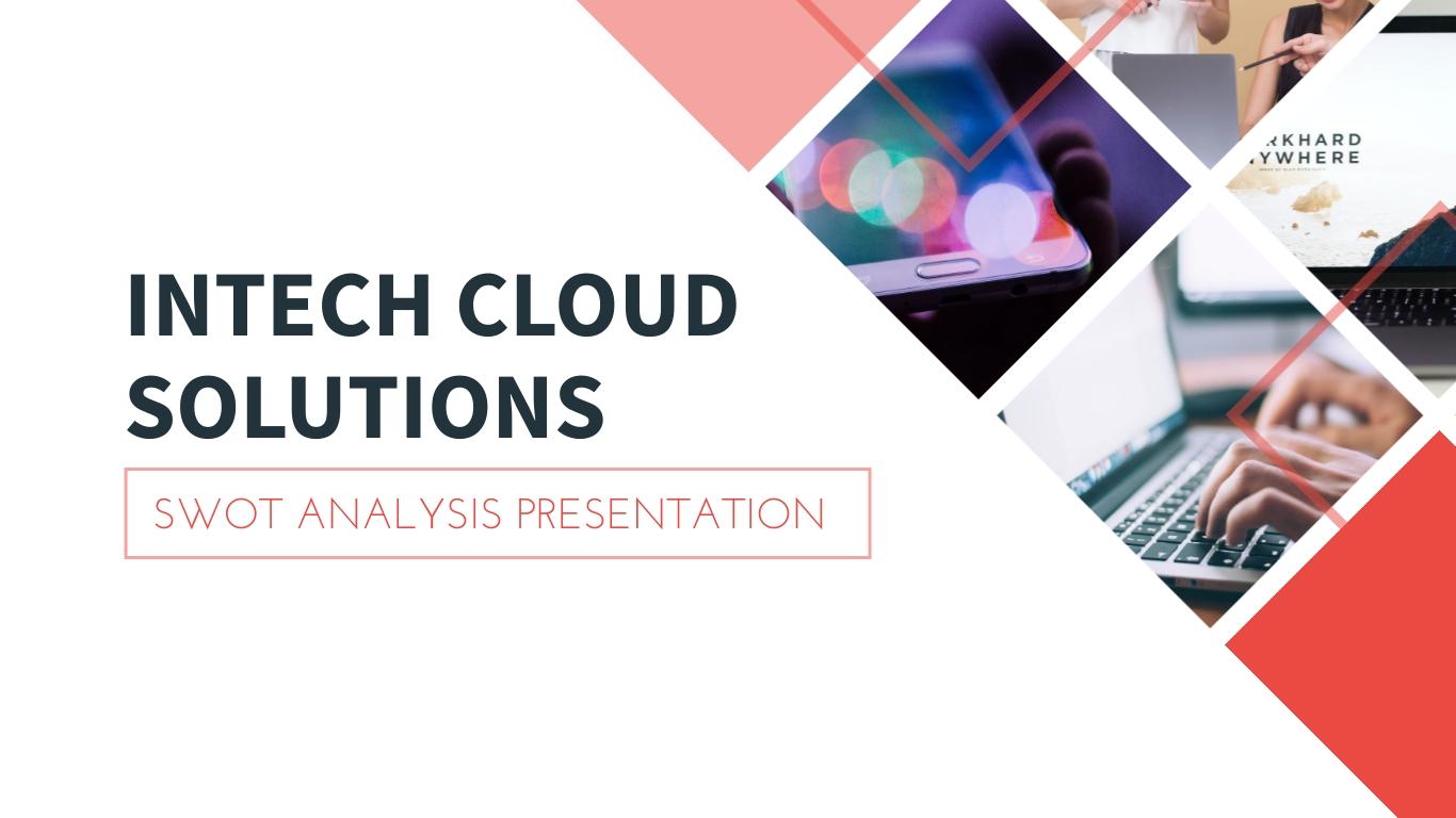Cloud Service SWOT Analysis - Presentation Template