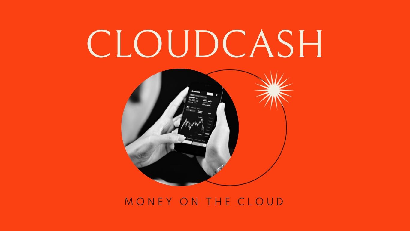 Cloudcash Pitch Deck Presentation Template