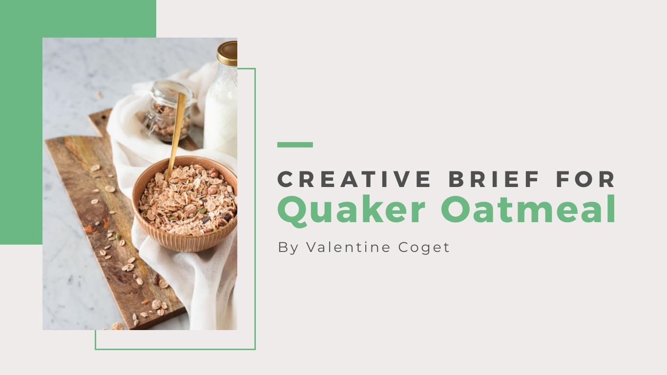 Creative Brief - Interactive Presentation Template