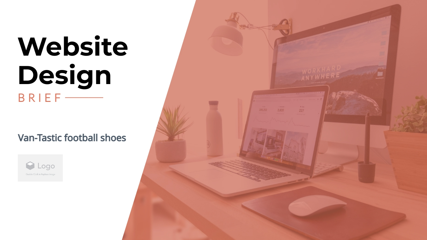 Design Brief - Presentation Template