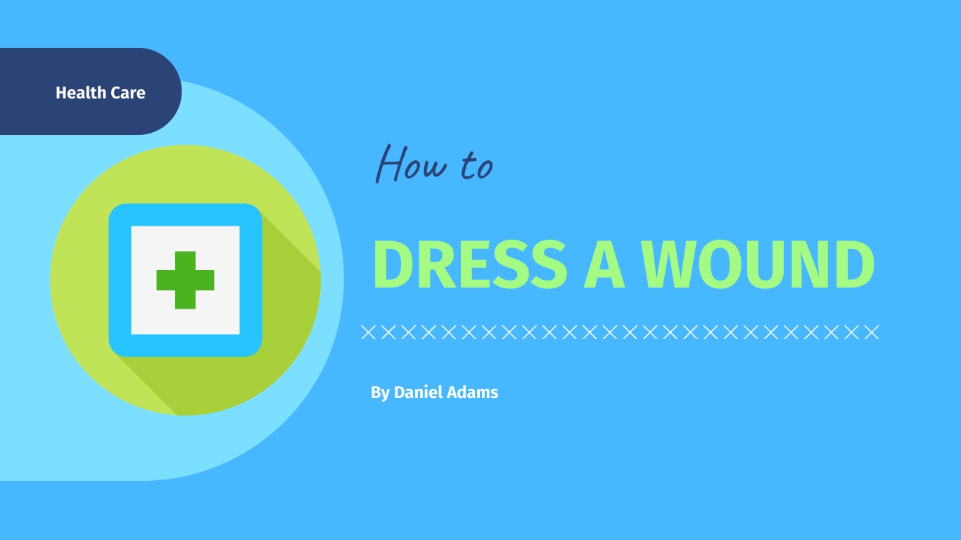 How to Dress a Wound - Presentation Template