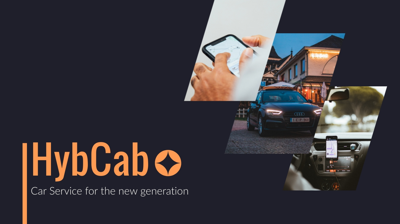 HybCab Pitch Deck - Presentation Template