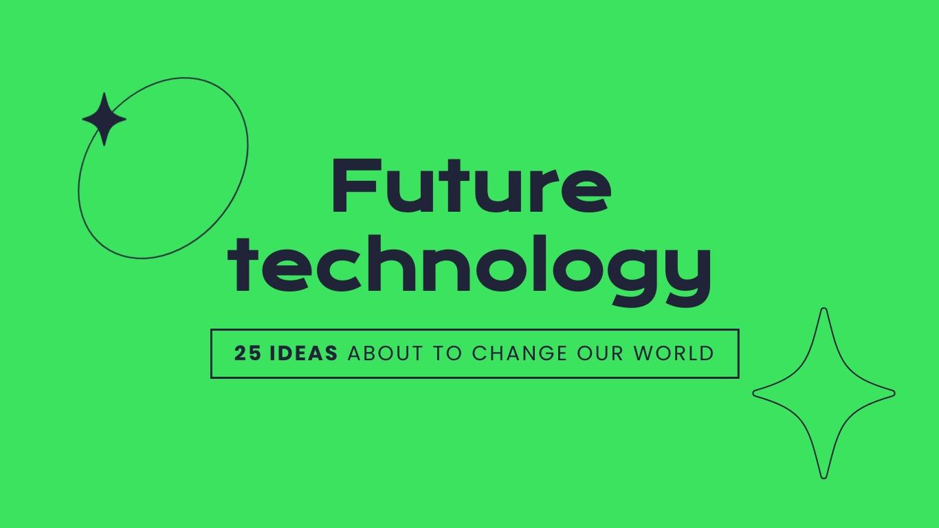 Innovation Presentation Template