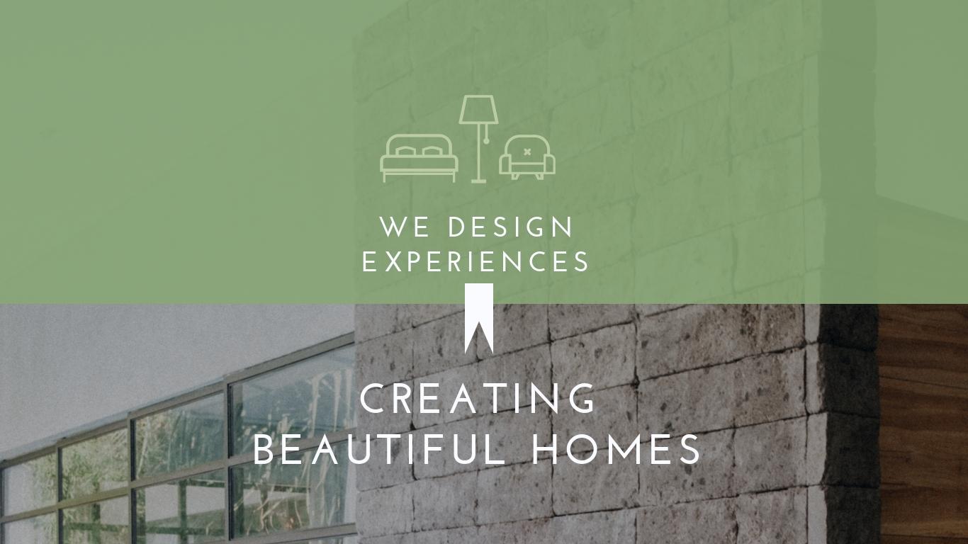 Interior Design - Presentation Template