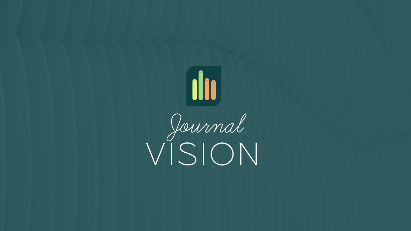 JournalVision Pitch Deck - Presentation Template