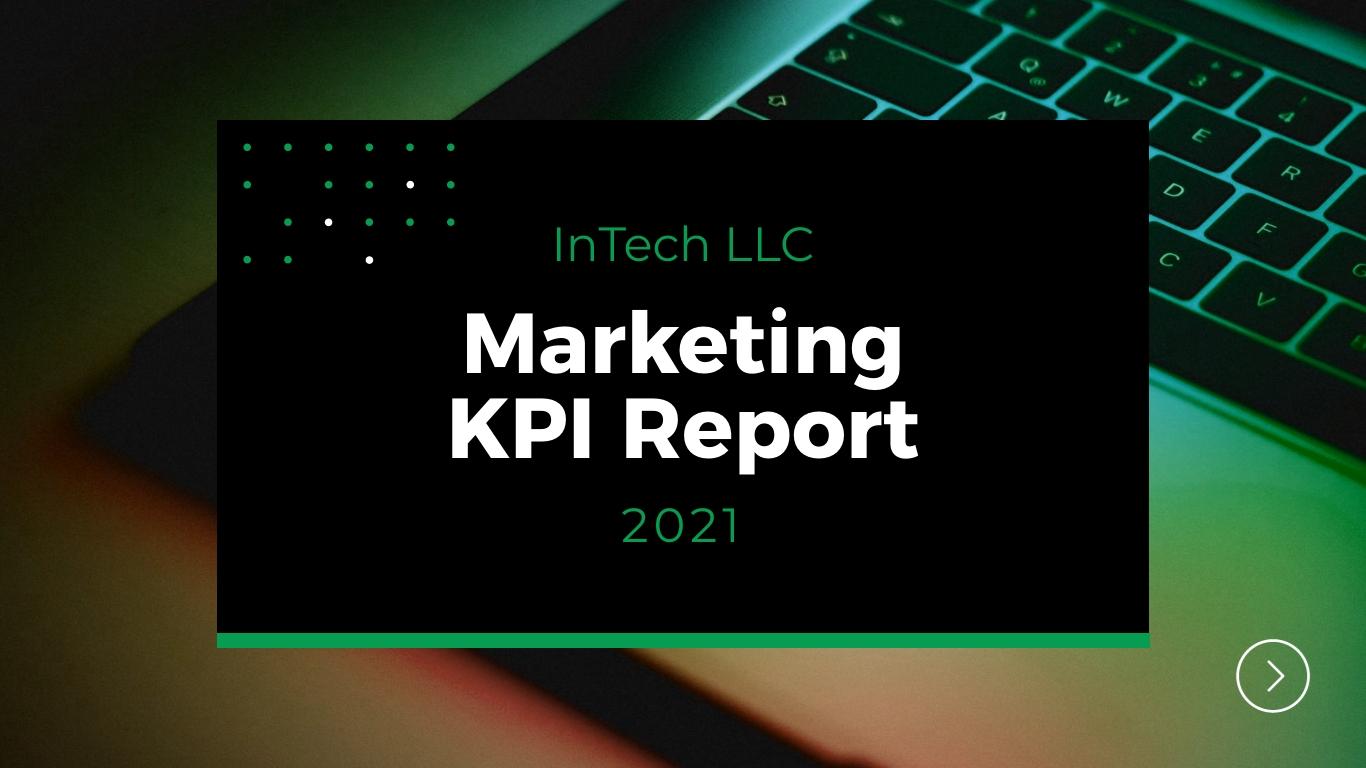 KPI Presentation Template
