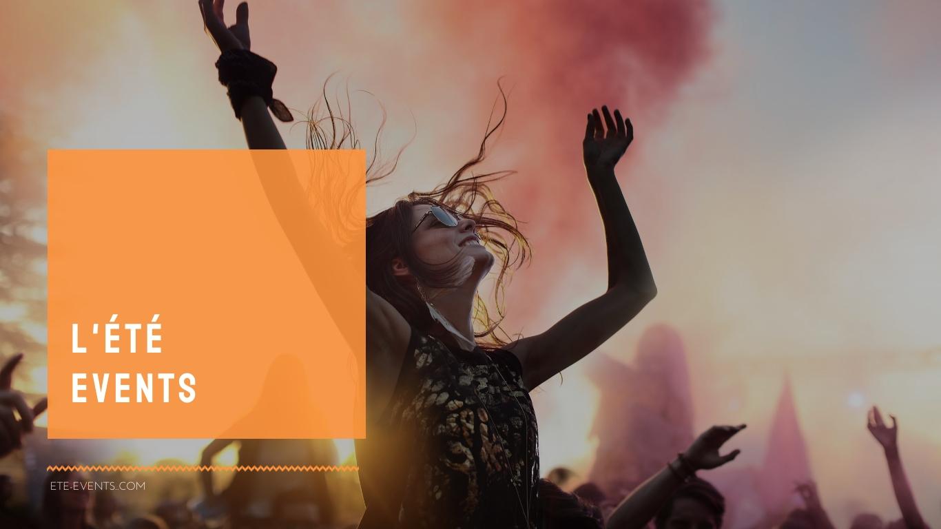 Lete Events Pitch Deck - Presentation Template
