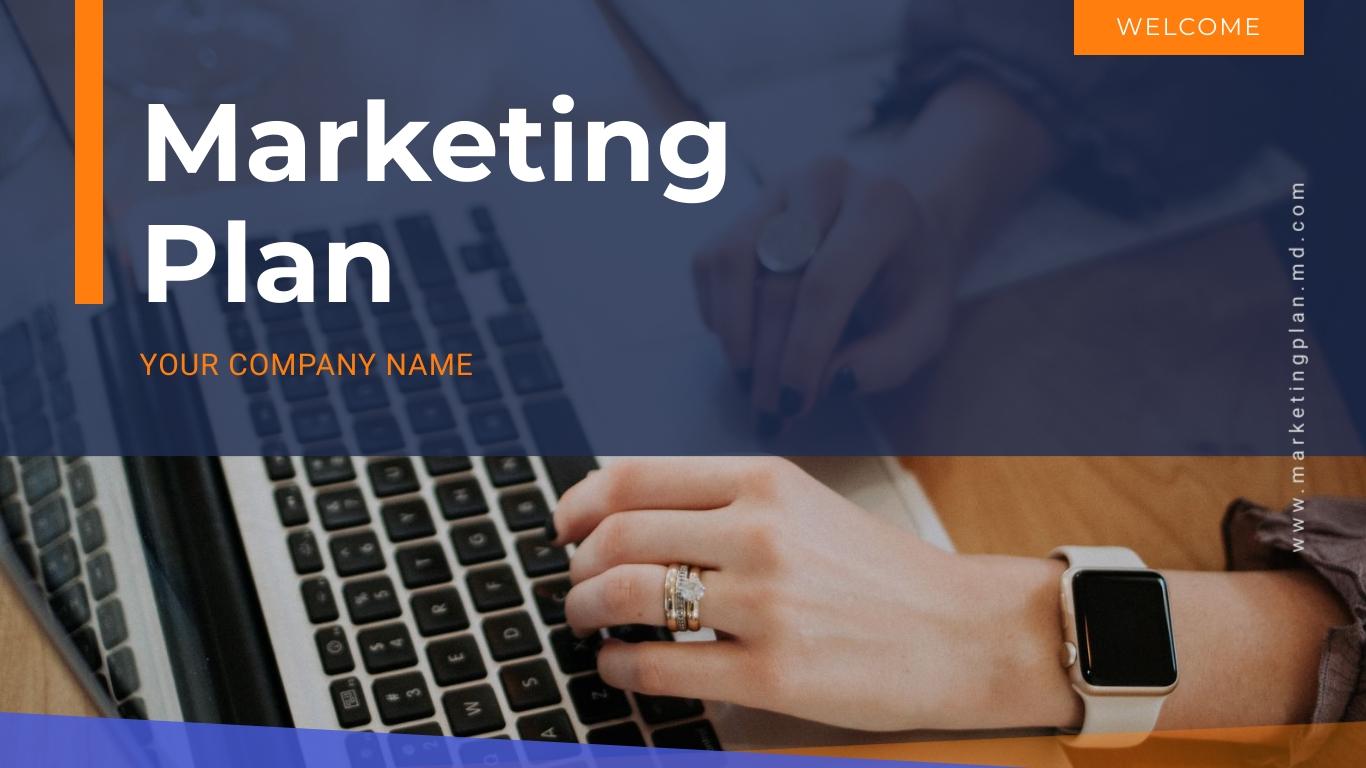 Marketing Plan - Presentation Template
