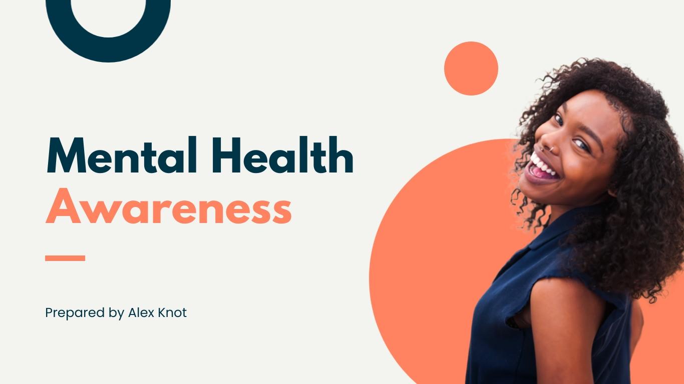 Mental Health Presentation  Template