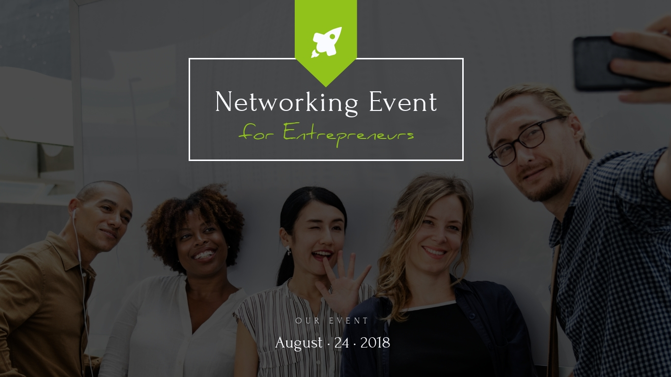 Networking Event - Presentation Template