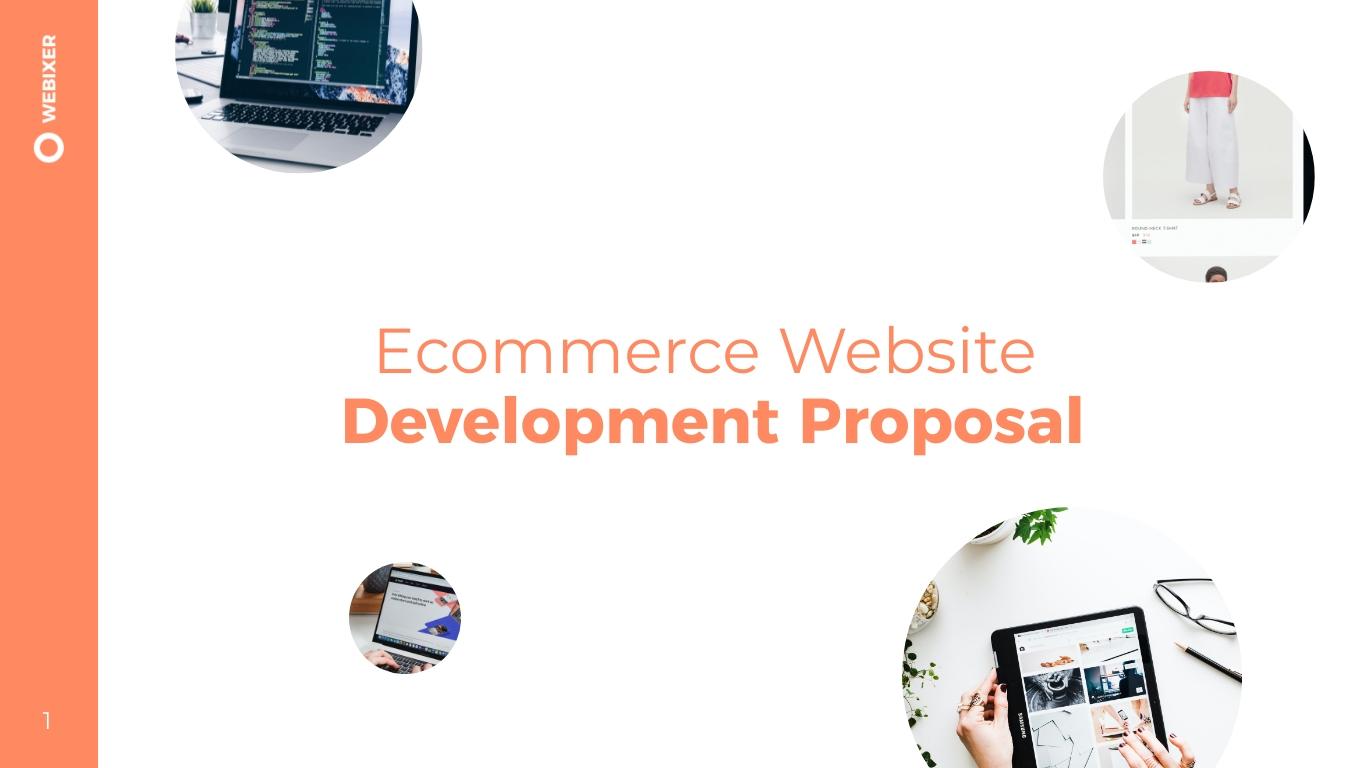 Proposal - Presentation Template