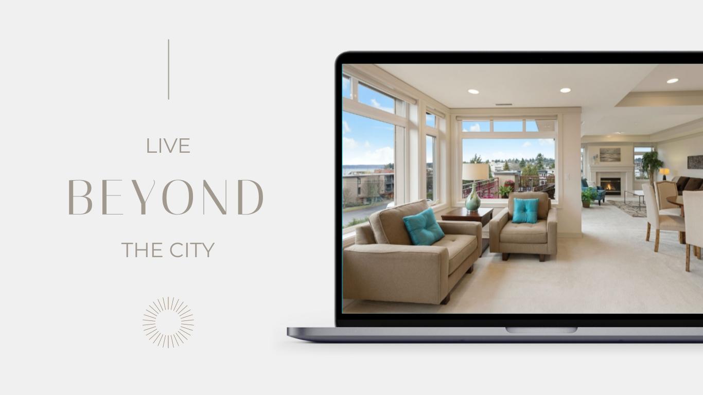 Real Estate Slideshow Presentation Template