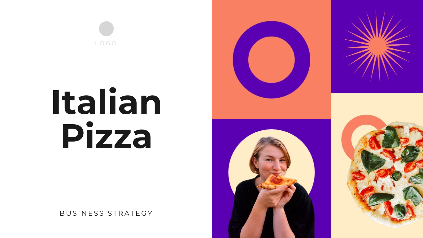 Strategy - Presentation Template
