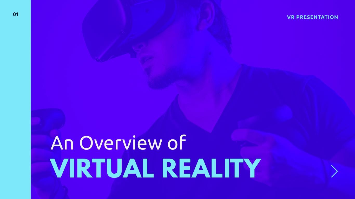 Virtual Reality Presentation Template