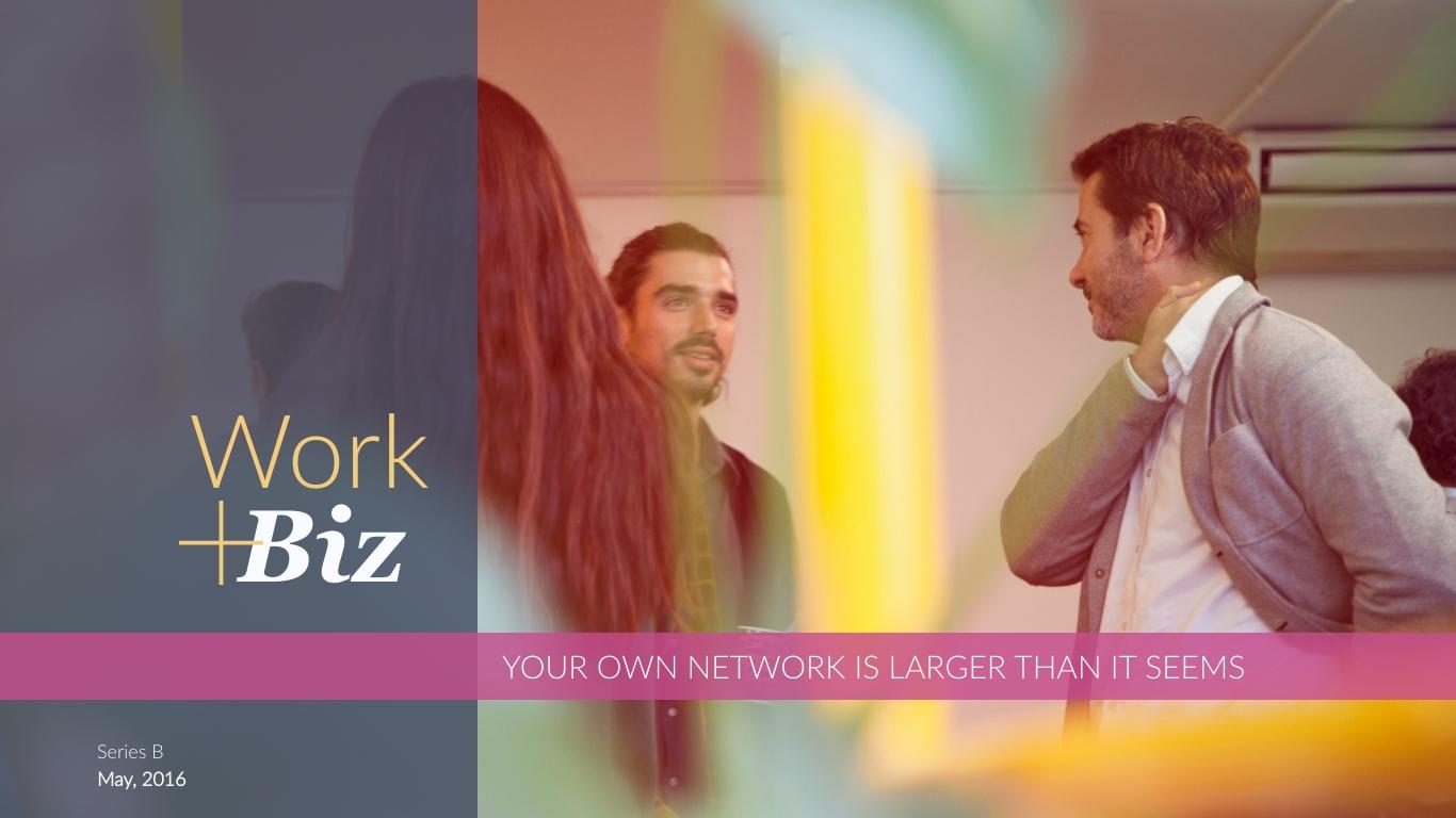 Work+Biz Pitch Deck - Presentation Template